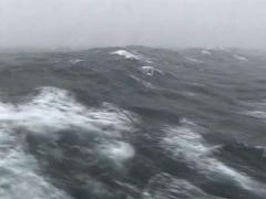 На украинских морях объявлены штормовые предупреждения