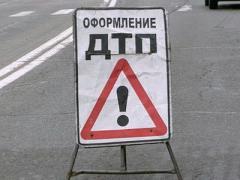 В Крыму перевернулся автобус с детьми