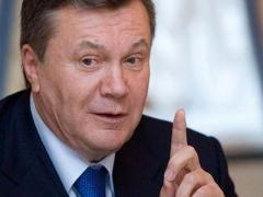 Янукович назвал условия роста украинской экономики