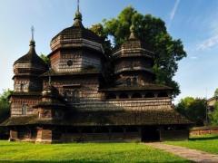 Херсонес и деревянные церкви Карпат могут попасть в список Всемирного наследия