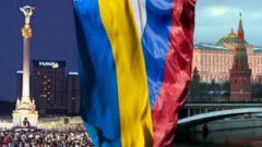 Евросоюз заставляет Россию уменьшить давление на Украину