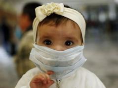 """""""Свиной"""" грипп нападет на детей"""