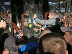 Сход в Бирюлево превратился в погром (ВИДЕО)