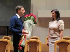 Управление юстиции Донецкой области возглавила Юлия Владимировна