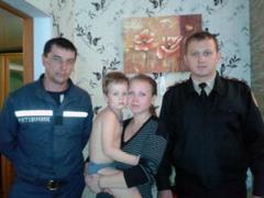 В Донецкой области мальчик попал в необычную ловушку