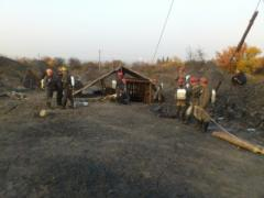 На запрещённой шахте в Донецкой области погибли трое горняков