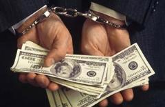 Донецкая область возглавила рейтинг коррупции: самые громкие факты