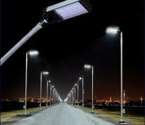 В Донецкой области будут тестировать новый вид наружного освещения