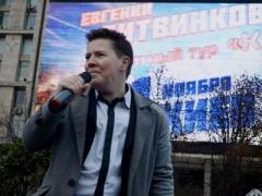 """Х-факторовец"" Евгений Литвинкович выдал все песни, включая крик отчаянья (ФОТО + ВИДЕО)"