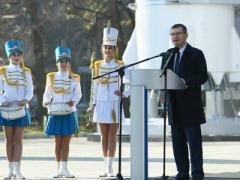 В Днепропетровске приземлились три настоящие ракеты! (ФОТО)