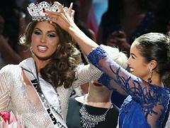 Как Мисс Вселенная корону теряла и без одежды вышивала (ВИДЕО)