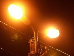 Да будет свет! В Мариуполе вернули уличное освещение, отключенное за долги