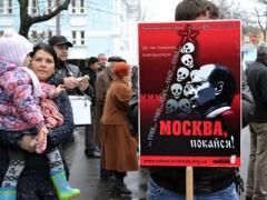 80 лет Голодомора: Киев, Одесса, Харьков - как это было (ВИДЕО)