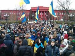 Украинские студенты ради Европы решили не ходить на пары