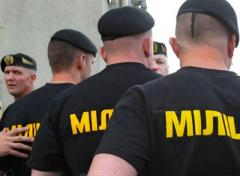 Майора милиции приняли за террориста