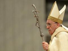 Папа Римский недоволен переизбытком своей власти