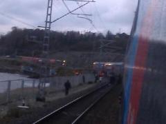 """Задымился поезд, в котором ехала рок-группа """"Крематорий"""""""