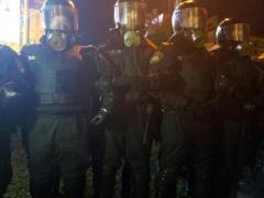 """""""Беркут"""" блокировал участников митинга на евромайдане. Наступила вторая волна протестов (ФОТО)"""