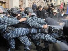 За сутки столкновений 109 человек попали в больницы