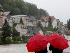 Европа не спит и в ужасе ждёт наводнений