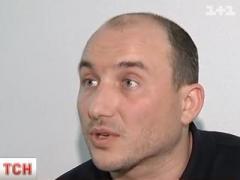 Покушавшийся на памятник Ленина провокатор оказался поэтом-песенником (ВИДЕО)
