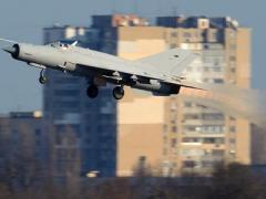 Истребитель НАТО под управлением дезертира испугал одесситов (ФОТО + ВИДЕО)