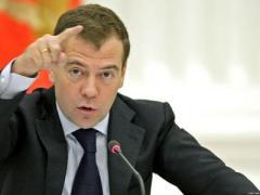 """Медведев - об Украине: """"Мы предупреждали"""""""
