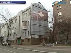 На Донбассе замуровали вождя революционеров (ВИДЕО)