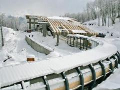 Олимпиада под угрозой: рухнула крыша спортивного сооружения