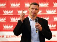 Боксёра - в президенты! Кличко подтвердил своё участие в предвыборной гонке