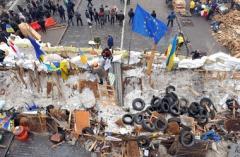 Комендант Дома профсоюзов признался, на что живёт Евромайдан
