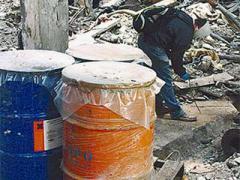 Из Киева вывозят тонны токсичных и радиоактивных отходов