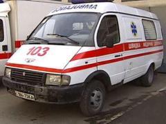 Мёртвый мужчина час пролежал под стенами больницы (ФОТО)