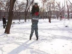 """Донбасские милиционеры сняли клип о """"Беркуте"""" и Евромайдане"""
