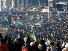 """Народное вече создало объединение """"Майдан"""" и выбрало его сопредседателей"""