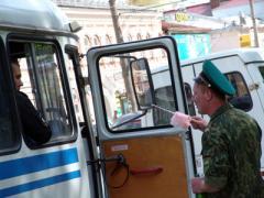 Водитель криминального автобуса предложил пограничникам 20 тысяч долларов