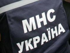 В Донецке сгорел цех по сборке мебели