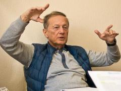 Юморист Михаил Задорнов резко высказался о Евромайдане и Шустере