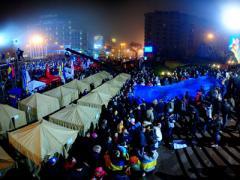 Женщин ограбили, раздели и унизили охранники Евромайдана