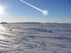 Сегодня в ночном небе земляне увидят грандиозное метеоритное шоу
