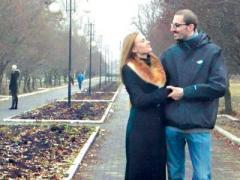 Необыкновенные приключения итальянца, который влюбился в Донбасс и нашу  Инну! (ФОТО)