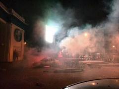 В Киеве число пострадавших правоохранителей растёт