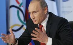 Путин рассказал, сколько украли на подготовке к Олимпиаде (ВИДЕО)