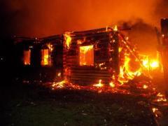 В Донбассе огонь пожирает жизни в частных домах