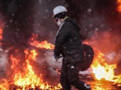 Итоги ночи в Киеве: задержан российский журналист, множество пропавших (ФОТО)