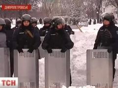 Секреты оригинальной защиты от штурма боевиками Днепропетровской и Одесской ОГА (ВИДЕО)