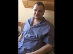 """Первое интервью похищенного автомайдановца: """"Меня не остановят"""" (ВИДЕО)"""