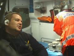 Дмитрия Булатова отправили на лечение в Вильнюс (ФОТО)