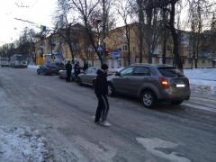 В Донецке за ДТП расплачивались головой (ФОТО)