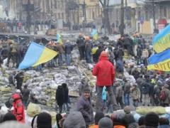 На майдане активисты самостоятельно обезвредили ещё одну бомбу (ВИДЕО)